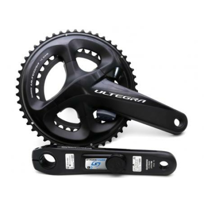 Stages Power LR Shimano Ultegra R8000 50/34 165mm kétoldali wattmérő